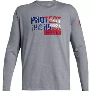 Under Armour freedom project long sleeve shirt